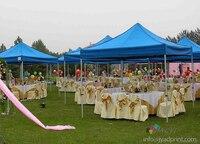 Оптовая продажа дешевые открытый складной Свадебная вечеринка Pop Up Палатки (без печати)
