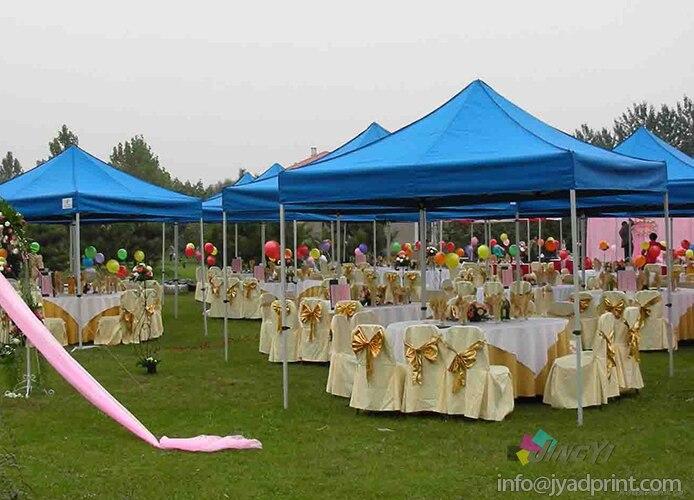 Groothandel Goedkope Outdoor Opvouwbare Bruiloft Pop up Tenten - Tuinbenodigdheden