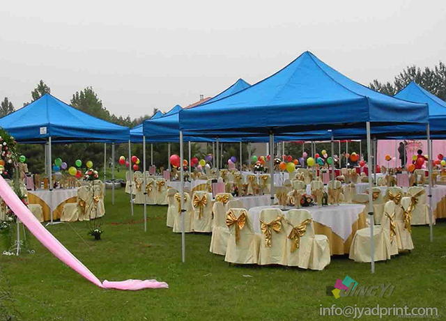 Wholesale Cheap Outdoor Folding Wedding Party Pop up Tents (without ...