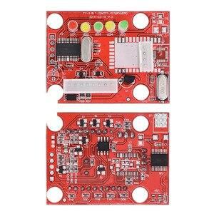 Image 4 - Wsparcie Win10 MZ327 USB OBD2 z przełącznikiem skaner diagnostyczny wsparcie dla FORD otwórz ukryty ELM327 PIC18F25C80 Forscan ELMconfig