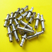 500PCS/SET FREE SHIPPING NIBP CUFF Plug Hose Self-Joint Locking Spring NIBP Cuff Connector Male connector used for Cuff