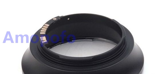 Amopofo M VISO-EF Electronic ring Adapter,for Leica M VISO lens to for Canon EOS  EF 5D / EF 5D Mark II / EF 7D Camera. наушники nad viso hp50 hifi