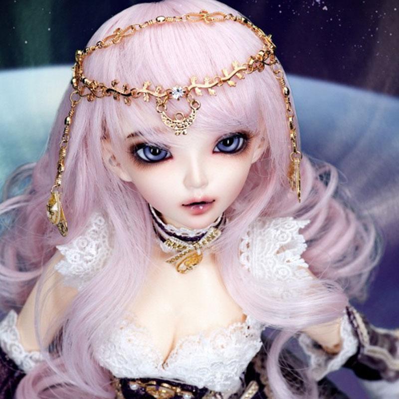 Fairyland Minifee Chloe BJD Doll 1 4 Fullset Option Fashion Cuddly Dolls Resin Figure Toys For