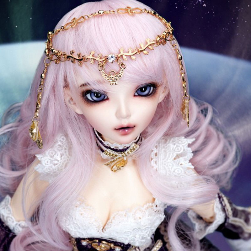 Fairyland Minifee Chloe BJD Doll 1/4 Fullset Option Fashion Cuddly Dolls Resin Figure Toys For Girls Best Gift Luts Doll Chateau