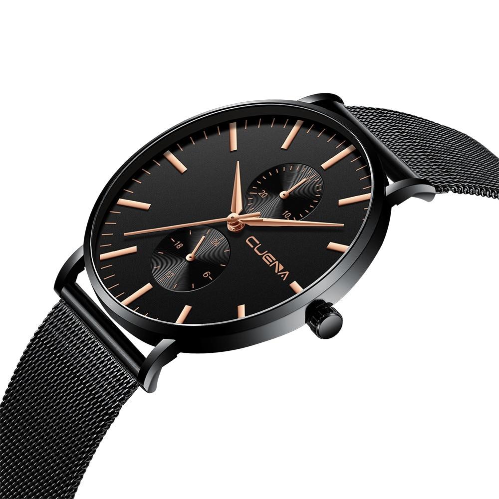 שעון גברים סקסי עם קריסטלים 3