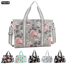 MOSISO 2019 New Laptop Shoulder Bag Handbag,Case For 14,15,15.6,17.3,Women Notebook MacBook 15.4,17.3 Cover