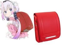 Free Shipping Miss Kobayashi's Dragon Maid Kanna Kamui Japanese Students Bag Anime Cosplay Accessories
