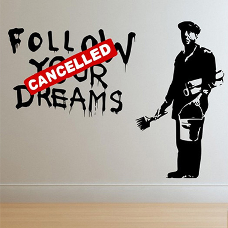Get Your Dream Affordable: Online Get Cheap Banksy Wallpaper -Aliexpress.com