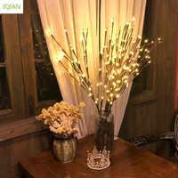 Iqian 20 ramo luz string dispositivo caixa de bateria ano novo decorações de natal para casa enfeites de natal decoração de casa natal. q