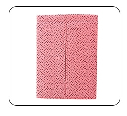 27*19.3CM 2 COLORS Creative Table Dispenser Decoration Cotton Tissue Boxes Storage Tissue Case Facial Home Cover Holder