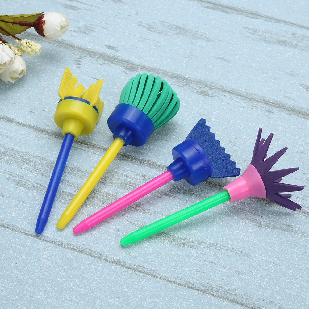 4pcsset-Rotate-Spin-Sponge-Paint-Drawing-Toy-Kids-DIY-Flower-Graffiti-Sponge-Art-Supplies-Brushes-Painting-Tool-Educational-Toy-2