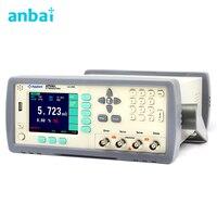 Resistance Meter High-Performance 32dgt ARM Micro Processor Control AT516L