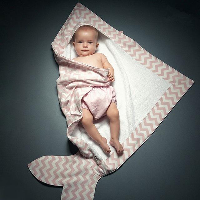 2016 New Arrival Bonito 100% Algodão Toalha Bebê Autum Inverno Recém-nascidos Cobertor Quente Frete Grátis