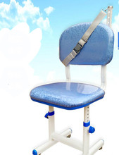 Liftable student chair soft surface anti-myopia writing chair