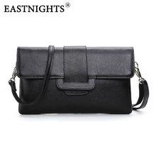 EASTNIGHTS 2016 Handbag Fashion Genuine Leather Women Shoulder Bag Messenger bag Ladies Crossbody Bolsas Femininas TW890