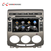Updated ! Car Radio DVD Player for Mazda 5 2005-2010 with Head Unit GPS Navi Mirror Link+Free 8G Card + Free Reverse Camera !!