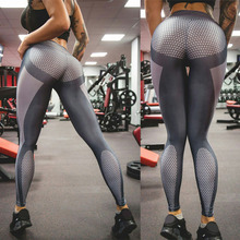 High waist athleisure women legging sportswear dot print 3D harajuku elastic fitness leggings jegging women long push up pants