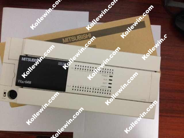 MELSEC FX Series PLC FX3U-64MR/ES-A, FX3U-64MR/ESA Main Unit 32 Inputs 32 Outputs,FX3U64MR/ESA, 64K RAM,FX3U64MRESA NEW in box