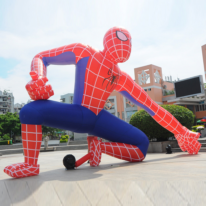 Large Outdoor Toys : Online buy wholesale inflatable spiderman from china