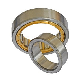Gcr15 NU2318 EM or NU2318 ECM (90x190x64mm)Brass Cage  Cylindrical Roller Bearings ABEC-1,P0 бетоносмеситель prorab ecm 200 b2