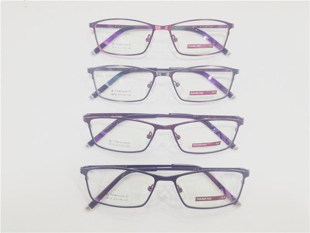 Novo Padrão de Luz Orderliness Quadro Em Tempo Real Alta Arquivos Masculino Óculos de Armação Espetáculo de Luz Óptica Óculos De Assuntos de Negócios