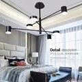 Пост-модерн DIY Геометрические линии струнный свет Led подвесной светильник для гостиной столовой спальни