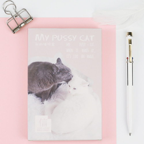 30sheets/LOT My Pussy Cat Postcard /Greeting Card/Wish Card/Christmas And New Year Gifts