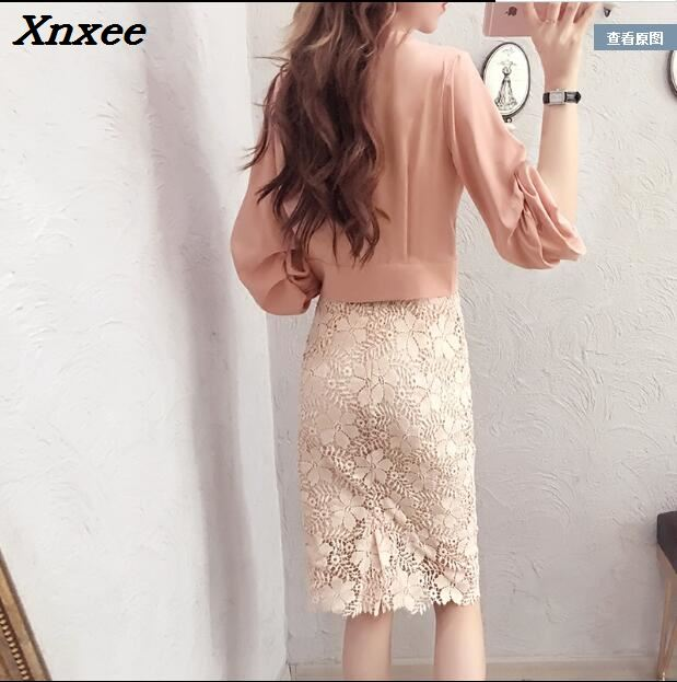 Summer Lace Top And Skirt Corset Bodycon Two Piece Set Hollow Out Ensemble Femme Survetement Chic Women 39 s Summer Suit Xnxee in Women 39 s Sets from Women 39 s Clothing