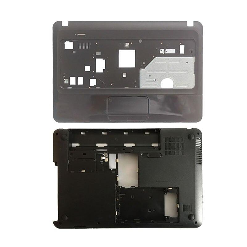新しいノートパソコン Hp 1000 450 455 CQ45-m00 6070B0592901 685080-001 パームレストアッパーカバー/ボトムケースベースカバーアセンブリ