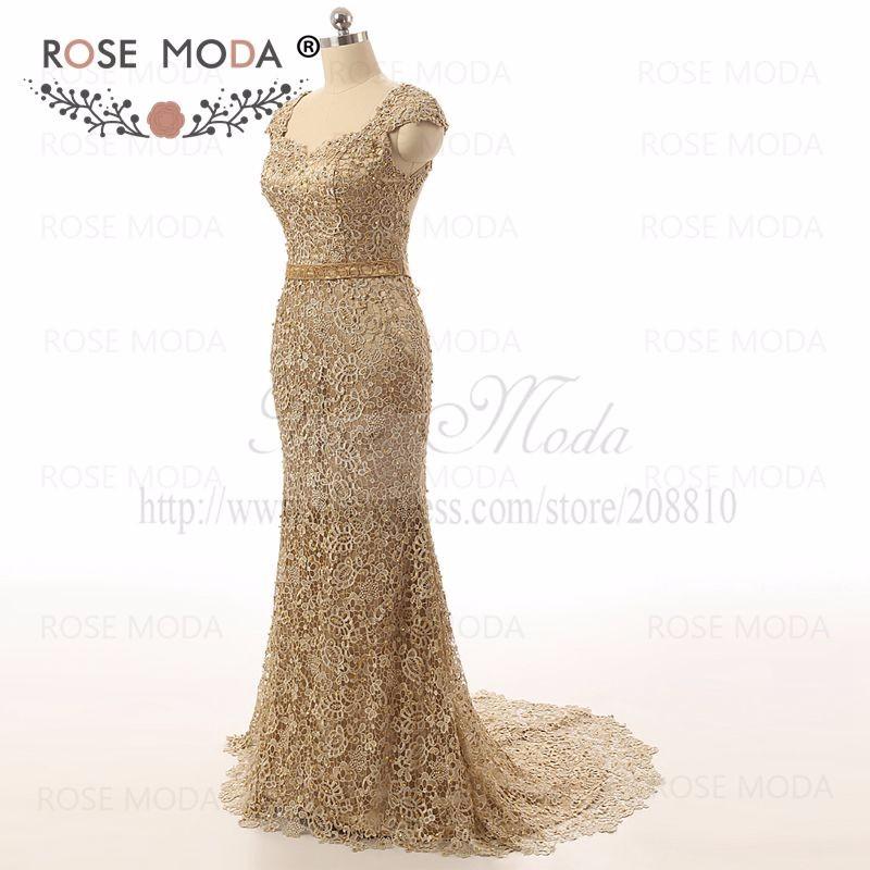 gold mob dressb