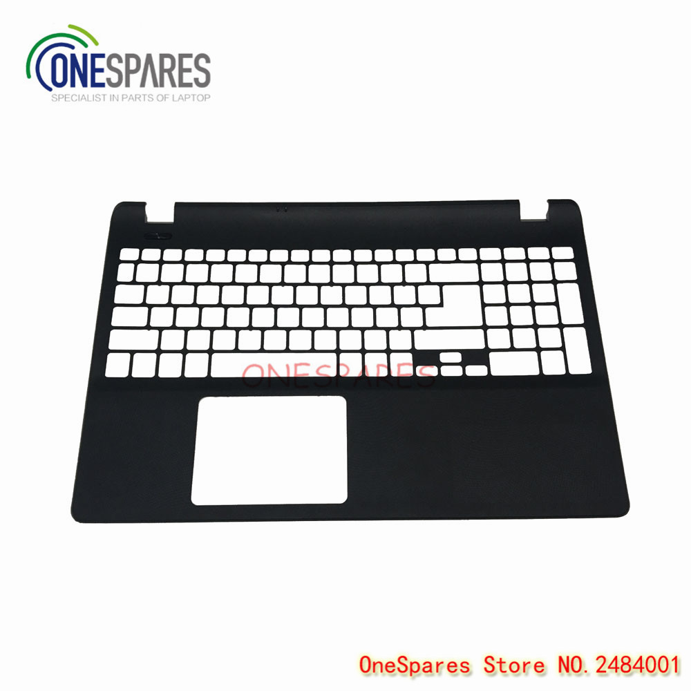 NEW Original Laptop Base LCD Palmrest Touchpad Pour For Acer Aspire ES1 ES1-512 Series Black Top Cover C Shell new original laptop bottom base case cover for acer aspire emachines e640 e730 series base ap0ca000510 d shell top