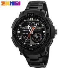 Men Watches Brand Luxury Men Military Wrist Watches Full Steel Sports Watch Waterproof Relogio Masculino Men's Quartz Wristwatch