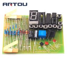 CD4511 8 Channel Digital Display Responder DIY Kit 8Bit Answer Device Suite For Electronic
