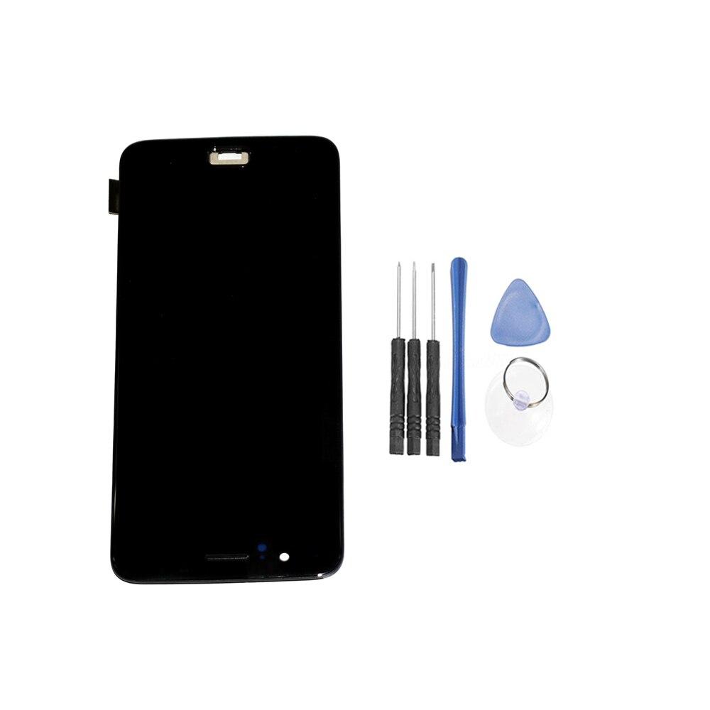 LCD de remplacement Affichage Écran Pour OnePlus 5 Cinq A5000 Cadre Panneau Écran Tactile Digitizer Assemblée Noir avec Outils