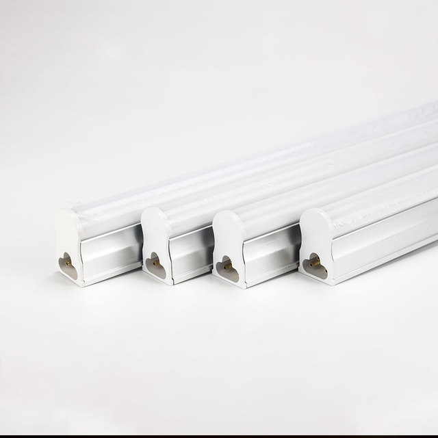 Minimalist T5 6W 10W LED Tube light 0 3m 0 6m Tubes 24 48 LEDs Led Fluorescent In 2019 - Model Of t5 fluorescent light fixtures For Your Plan