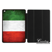 Retro Italië Nationale Vlag Smart Cover Case Voor Apple iPad 2 3 4 Mini Air 1 Pro 9.7 10.5 12.9 Nieuwe 2017 a1822