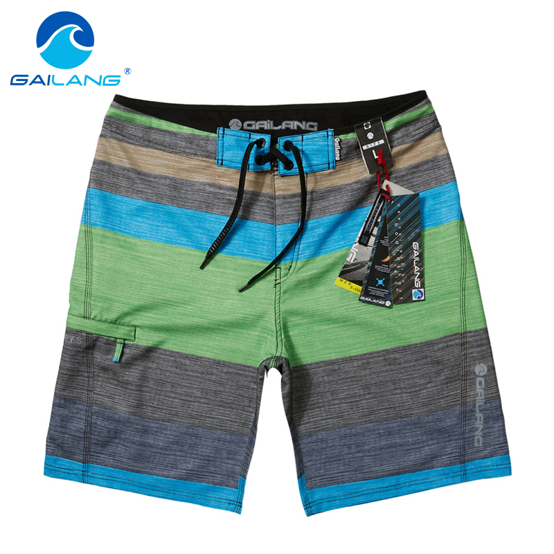 Gailang Brand Men Beach Shorts 2017 New Arrival Mens Board Shorts Beachwear Swimsuits Swimwear Summer Men Boxer Shorts Casual