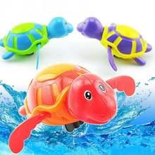 Плавательный милый Черепаха Бассейн животное плавающая игрушка
