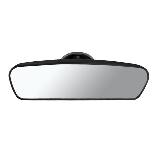 Hot Sale Car Rear Mirror Interior Rear View Mirror With PVC Sucker Wide-angle Rearview Mirror Auto Convex Curve Car-styling 3