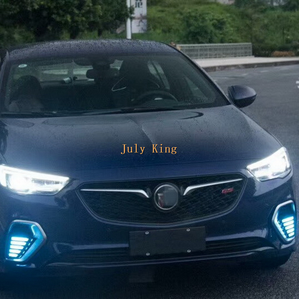 LED Daytime Running Lights case for Buick Regal GS Opel Insignia GSI ...