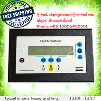 Free shipping 1900520032 Electronikon Regulator Microcontroller panel for air compressor part