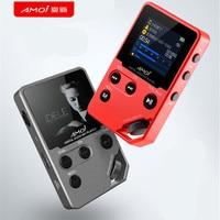 AMOI Upgrade C10 HIFI MP3 Music Player HD Hardware Decoding APE FLAC DSD Lossless Music Player