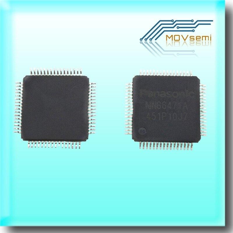 10 ピース/ロットオリジナル HDMI ic PS4 歳 HDMI IC チップ MN86471A マザーボードの修理部品  グループ上の 家電製品 からの 交換部品 & アクセサリー の中 1