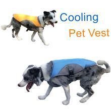 Summer Pet Cooling Vest Heatstroke Prevention Pet Dog Harness Cooler Jacket For Outdoor Walks Running Climbing r ramey walks