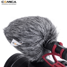 Comica CVM-MF3 High-quality Microphone Dead Cat Wind Muff for RODE Video Micro COMICA CVM-VM10II, BOYA BY-MM1 and etc.