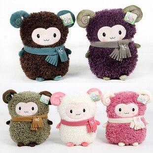 Кэндис Го! новое поступление супер мило доступной гудок овец плюшевые игрушки Дуду овец куклы хороши для подарка Пять цветов на выбор 1 шт.