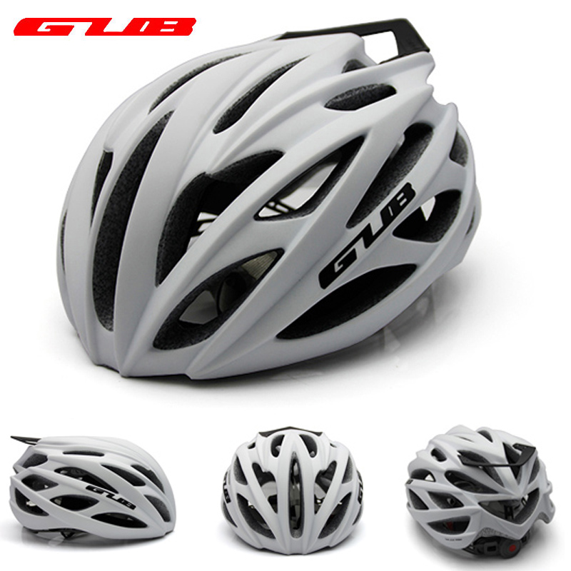GUB SV8 Pro Integrally-molded Cycling Helmet Super Light Adults Bicycle Accessories EPS+PC Adjustable Bike Riding Helmet for Men basecamp integrally molded helmet bike bicycle helmet outdoor sport riding bike head protector cycling helmet riding accessories