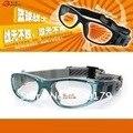 Gafas de protección ocular de seguridad deportes fútbol baloncesto anteojos ópticos gafas de montura de gafas puede llenar la miopía del ojo