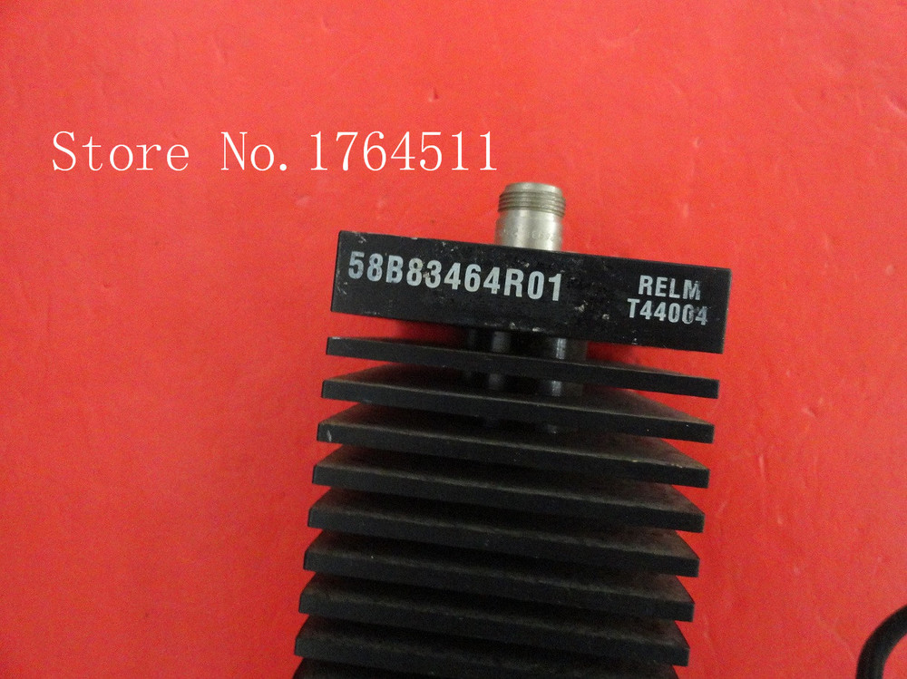 [BELLA] The Supply Of Dummy T44004 58B83464R01 DC-3GHz 100W Precision Load Of 50 Ohm N