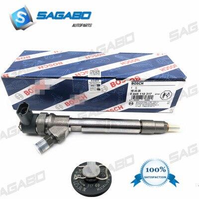 0445110317 oryginalny marka nowe paliwo, injectorDK4A 1112010 w Układ sterowania wtryskiem paliwa i części od Samochody i motocykle na Zy Turbocharger Co Store